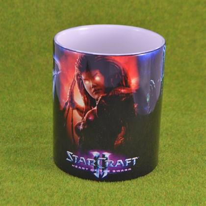 Кружка StarCraft 2 - фото 6259