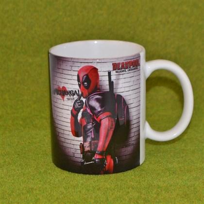Кружка Deadpool тип 2 - фото 6388