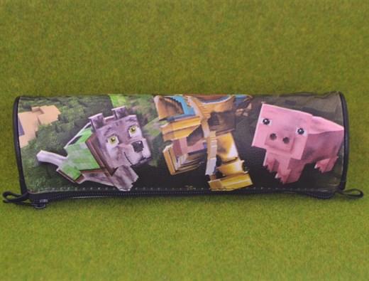Пенал Minecraft - фото 6422