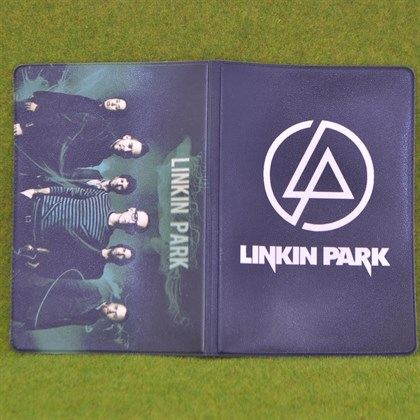 Обложка Linkin Park - фото 6475
