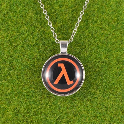 Кулон Half-Life - фото 6548