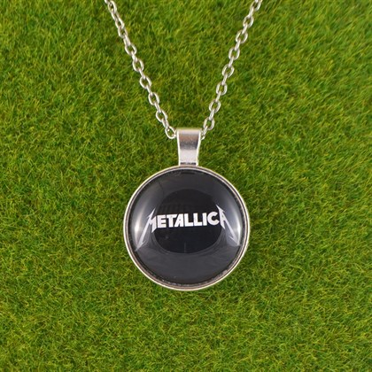 Кулон Metallica - фото 6610