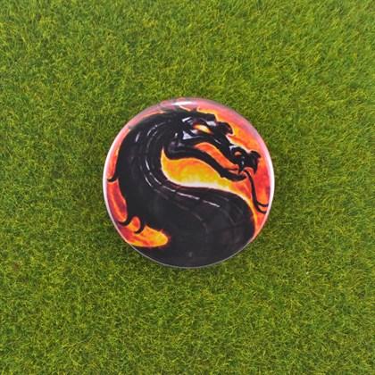 Значок Mortal Kombat - фото 6726
