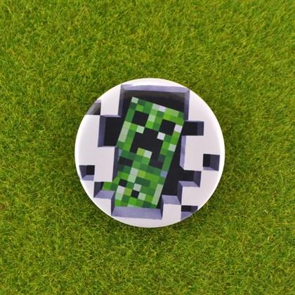 Значок Minecraft - фото 6752