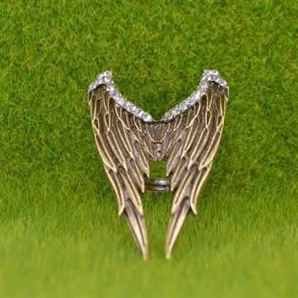 """Кольцо """"Крылья ангела"""" - фото 7021"""