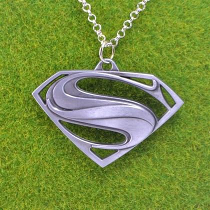 Кулон Супермена - фото 7083