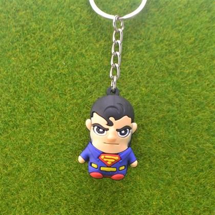 Брелок Супермен - фото 7089