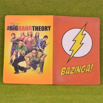 Обложка Теория Большого Взрыва - фото 8007