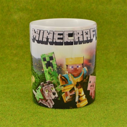 Кружка Minecraft тип 2 - фото 8068