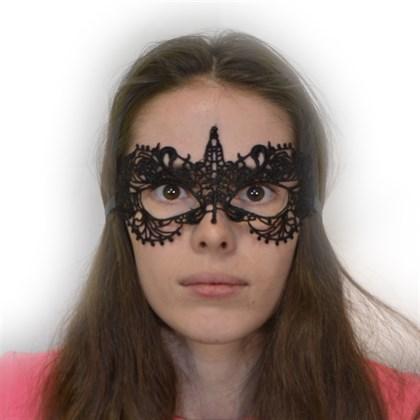 Карнавальная маска Анастейши Стил - фото 8137