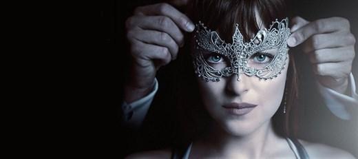 Карнавальная маска Анастейши Стил - фото 8155