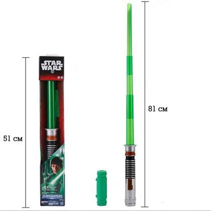Световой меч Звездные Войны Hasbro - фото 8174