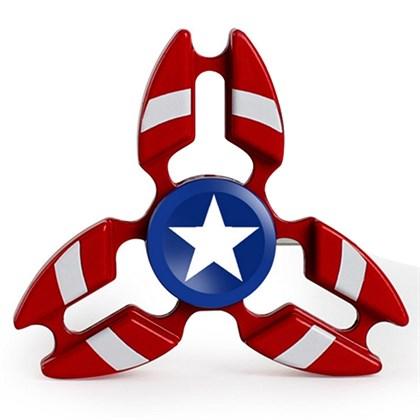 Спиннер Капитан Америка - фото 8211