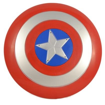 Щит капитана Америки со световым и звуковым эффектом - фото 8278