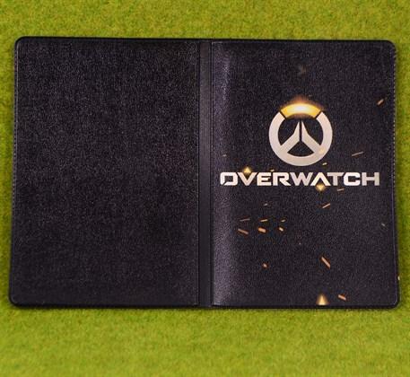 Обложка Overwatch - фото 8385