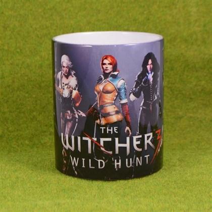 Кружка Witcher - фото 8553