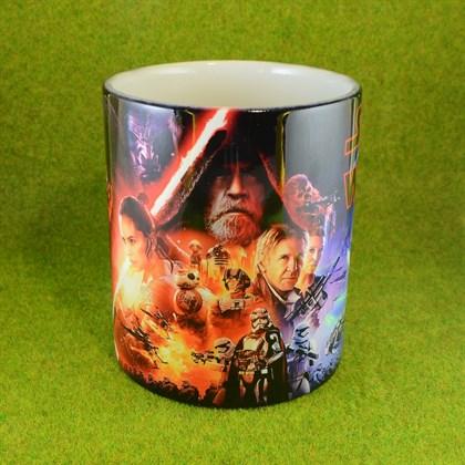 Кружка Star Wars эпизоды 7-8 - фото 8698