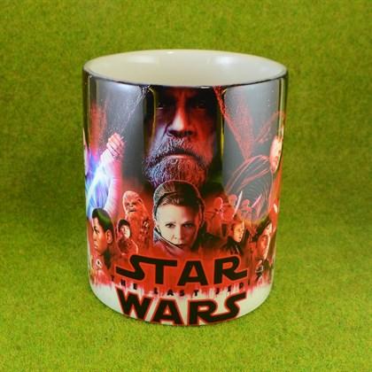 Кружка Star Wars эпизод 8 - фото 8710