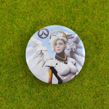 Значок Ангел overwatch - фото 8728