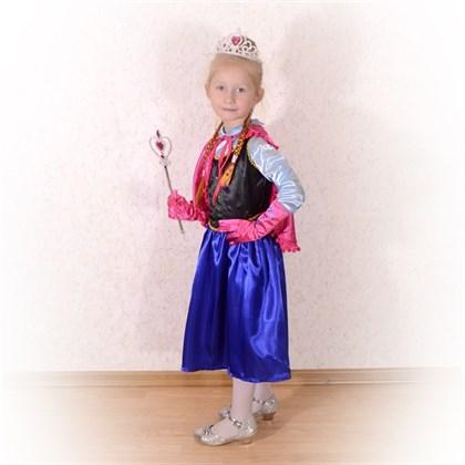 Платье Анны Холодное сердце - фото 8854