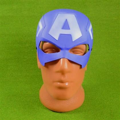 Маска Капитана Америки - фото 9014