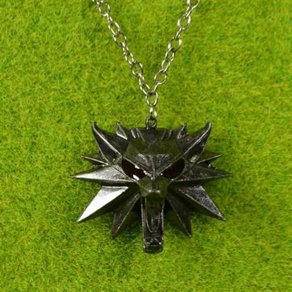 Медальон Ведьмака Deluxe - фото 9180
