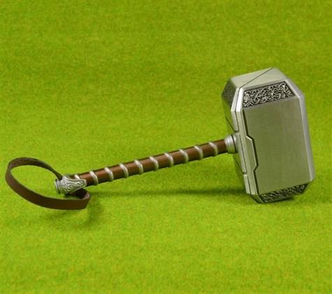 Молот Тора Мьёльнир металлический - фото 9182