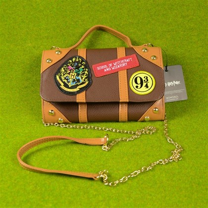 Сумка-кошелек Хогвартс из Гарри Поттера - фото 9188
