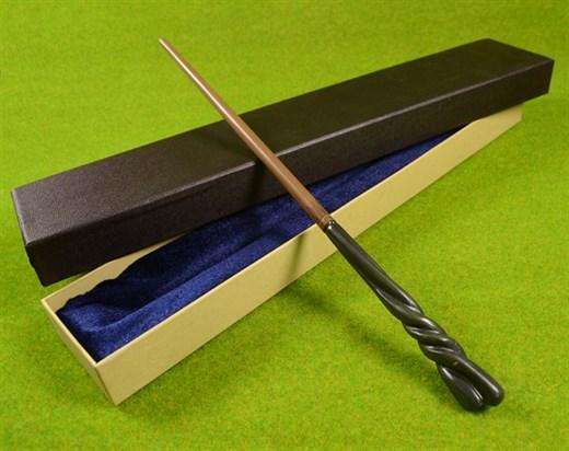 Волшебная палочка Невилла Долгопупса с металлическим стержнем - фото 9311