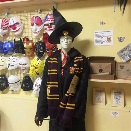 Конструктор образа ученика Хогвартс из Гарри Поттера - фото 9332