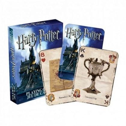 Игральные карты Гарри Поттер Классические - фото 9540
