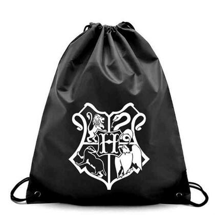 Мешок для обуви Гарри Поттер Хогвартс - фото 9599