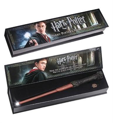 Волшебная палочка Гарри Поттера со светом от Warner Brothers - фото 9820
