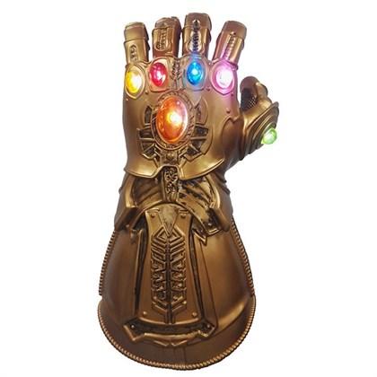 Перчатка Таноса со светом deluxe - фото 9889