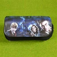 Пенал 2 секционный Гарри Поттер тип 1