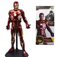 Коллекционная фигурка Железный Человек crazy toys 29 см
