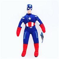 Мягкая игрушка Капитан Америка 40 см