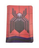 Обложка на паспорт Человек Паук
