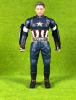 Экшен фигурка Капитан Америка 30 см