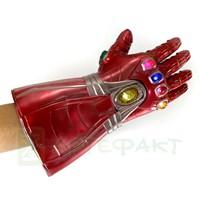 Перчатка Бесконечности Железного Человека со светом