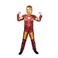 Костюм Железного Человека детский с мышцами