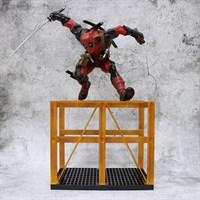 Коллекционная фигурка Дэдпул crazy toys 29 см