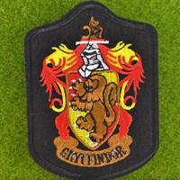 Нашивки Факультетов Хогвартс из Гарри Поттера