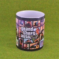 Кружка GTA V