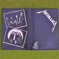 Обложка Metallica