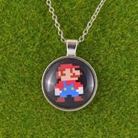 Кулон Марио