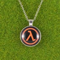 Кулон Half-Life