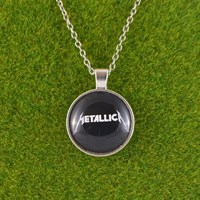 Кулон Metallica