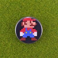 Значок Марио