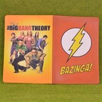 Обложка Теория Большого Взрыва